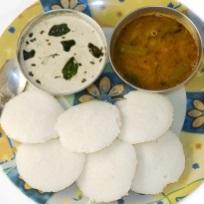 Индийские рисовые шарики